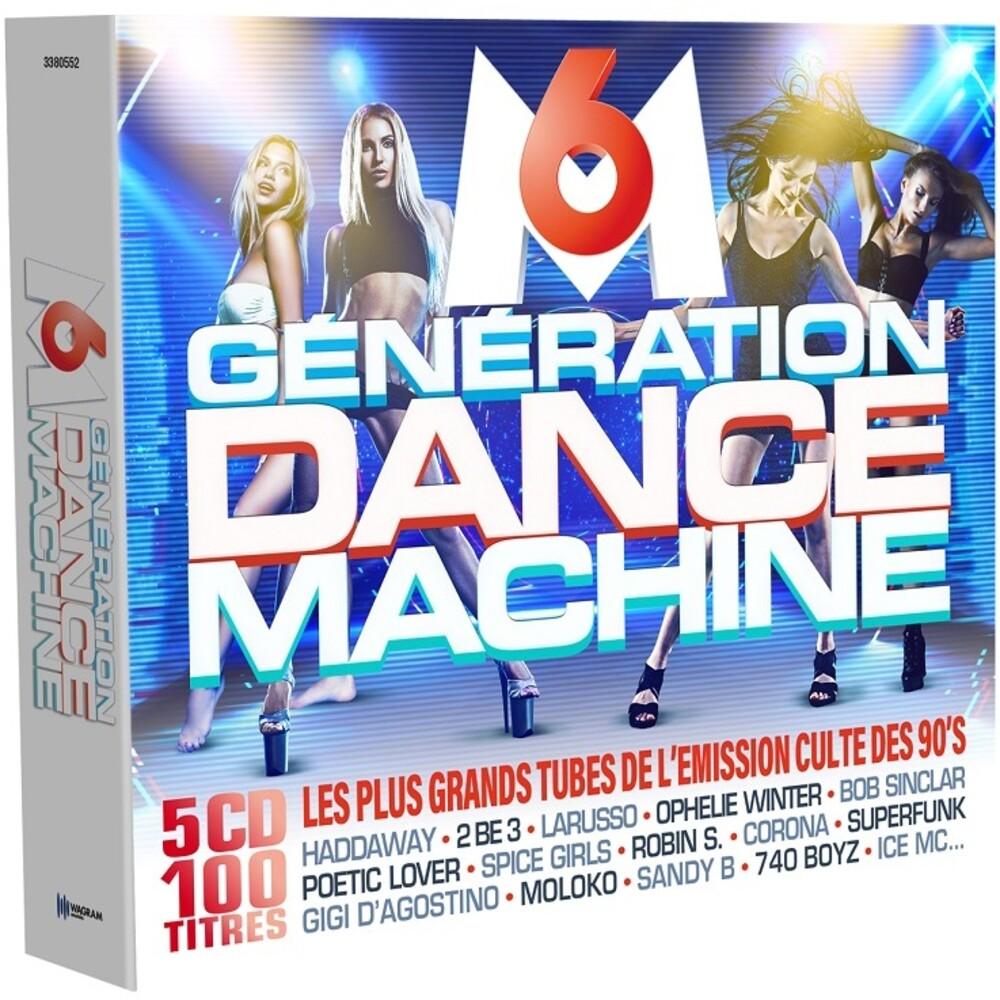 M6 Generation Dance Machine / Various - M6 Generation Dance Machine / Various (Fra)