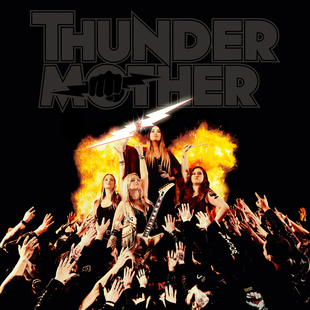 Thundermother - Heat Wave (Digipak) (Dig)