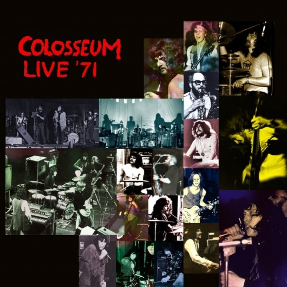 Colosseum - Live 71 Canterbury Brighton (Uk)