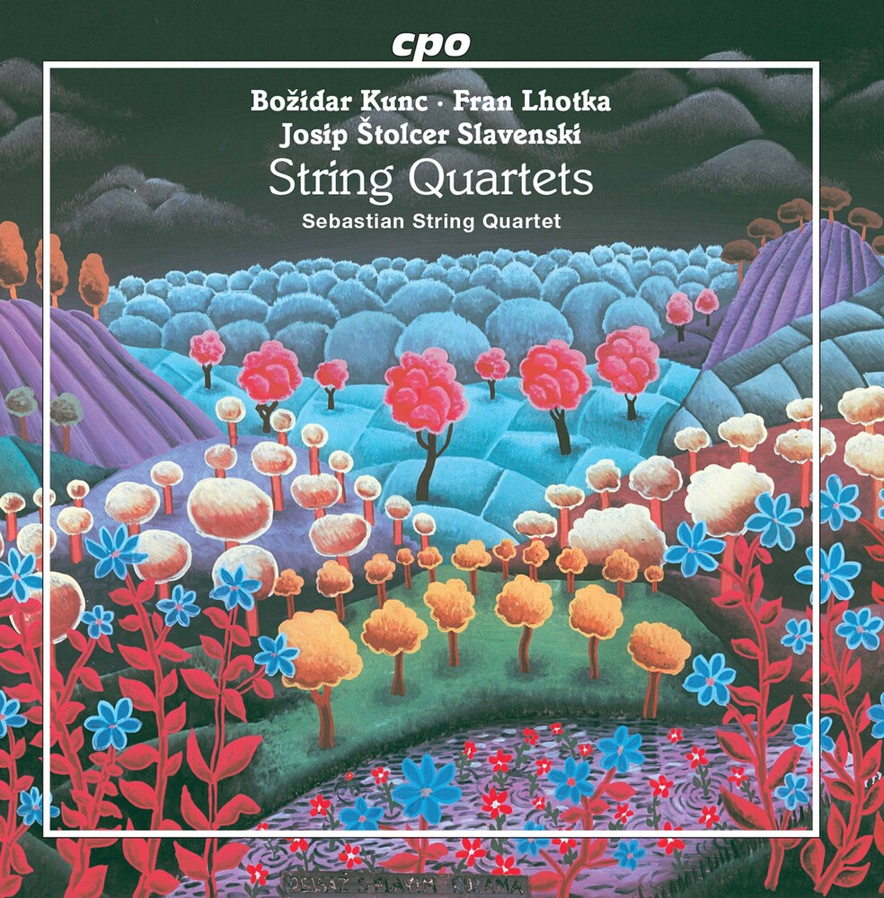 Sebastian String Quartet - Works For String Quartet