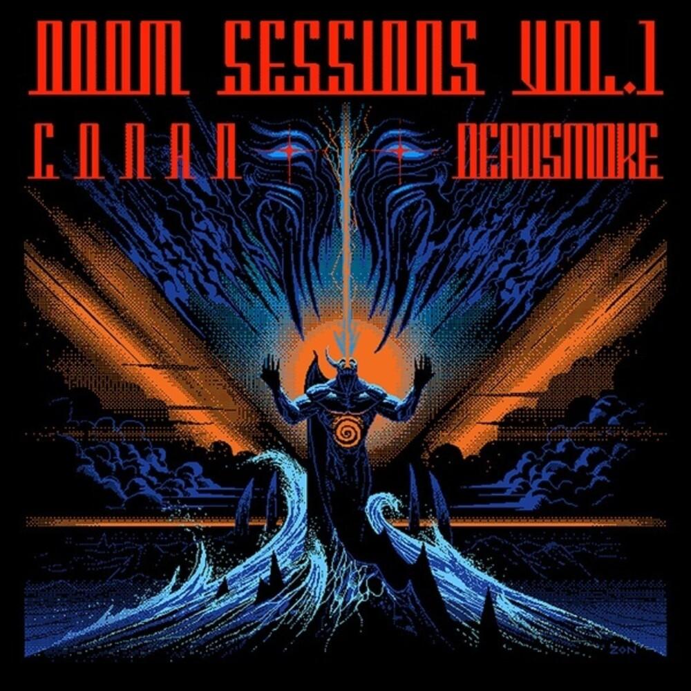 Conan / Deadsmoke - Doom Sessions 1 [Colored Vinyl]