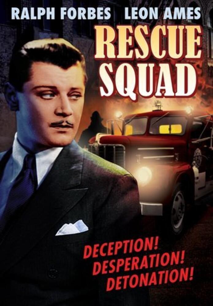 Rescue Squad - Rescue Squad / (Mod)