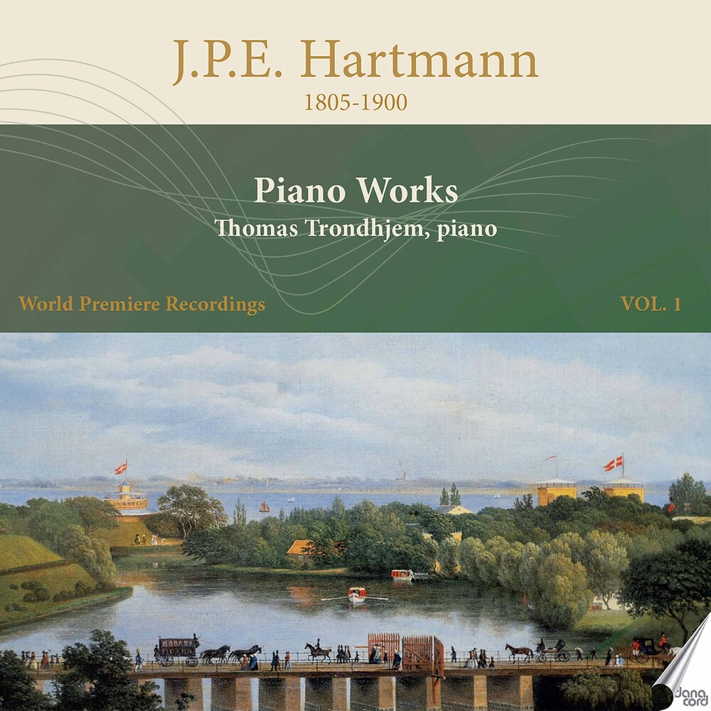 Thomas Trondhjem - Piano Works 1