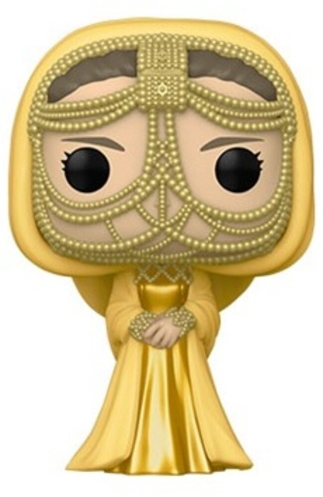 - FUNKO POP! MOVIES: Dune - Lady Jessica (Gold)