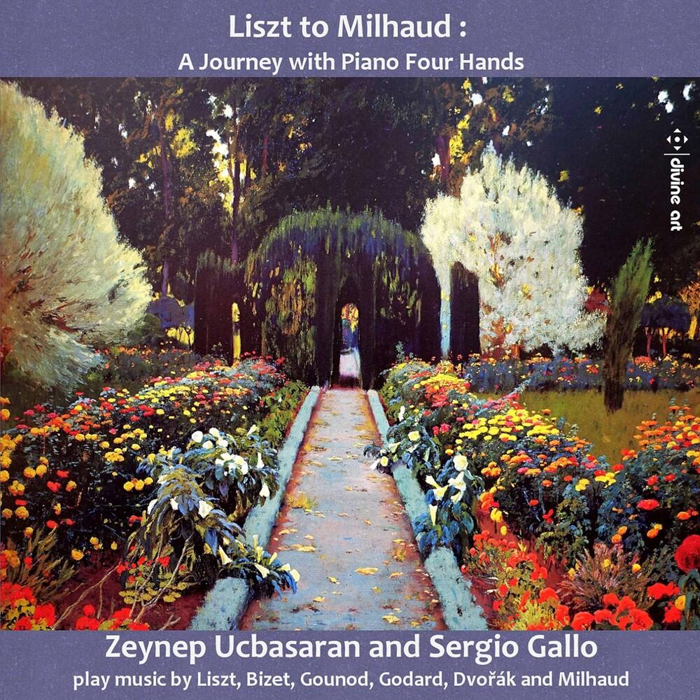 Zeynep Ucbasaran - Liszt to Milhaud