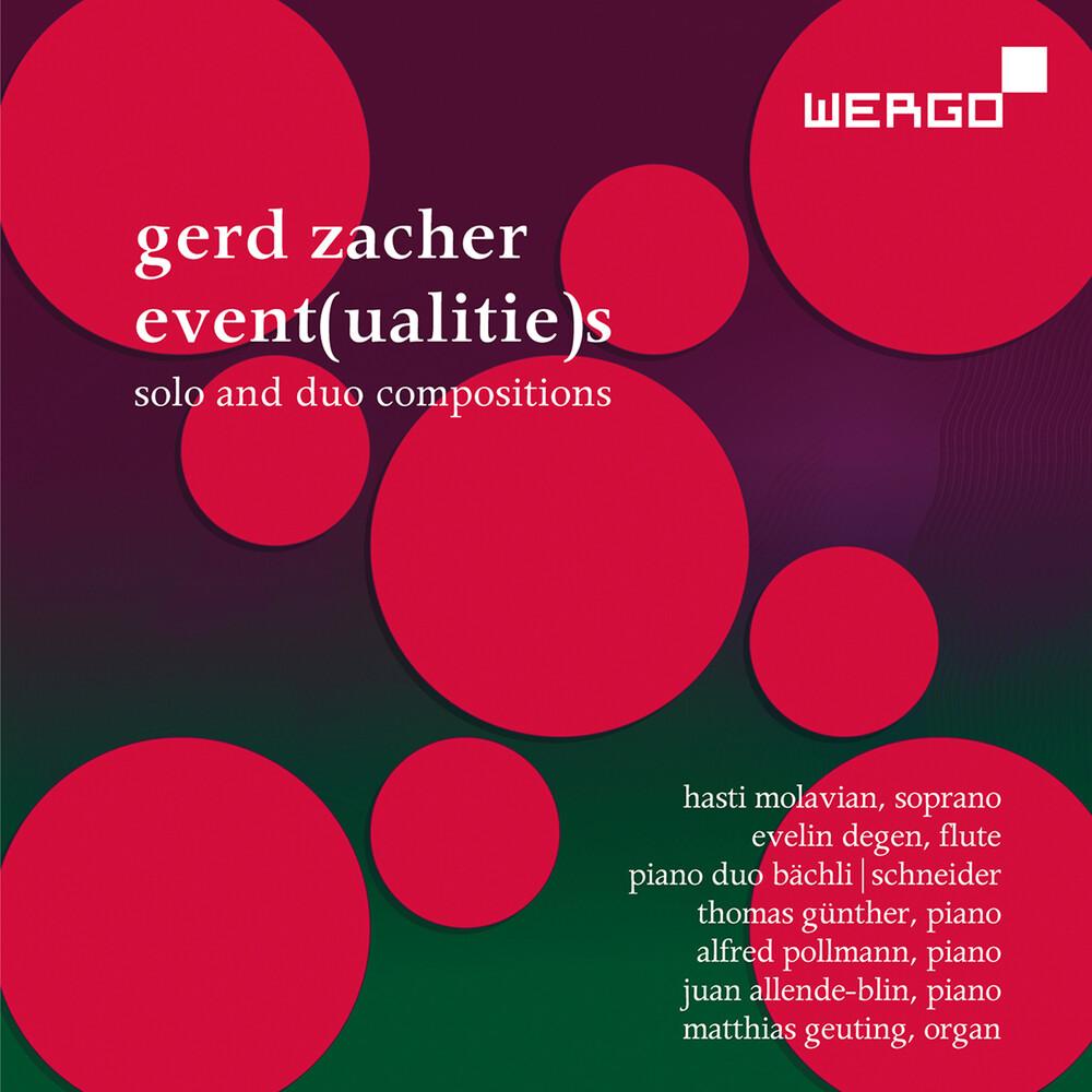 Zacher - Event(Ualitie)S (2pk)