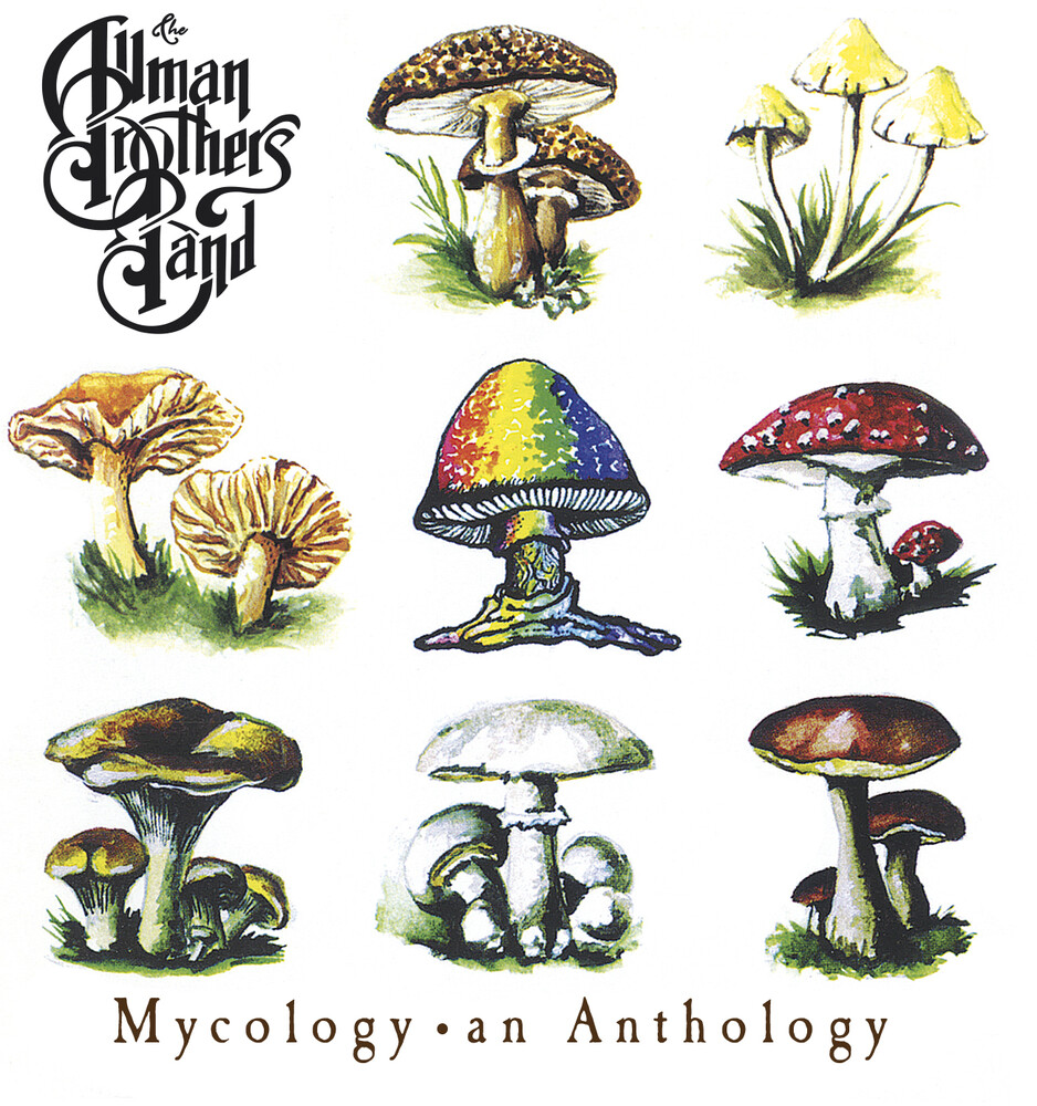 The Allman Brothers Band - Mycology: An Anthology