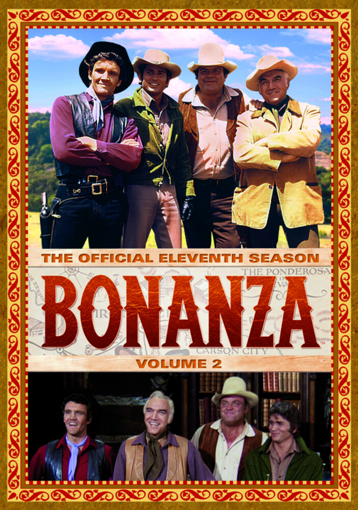 Bonanza: The Official Eleventh Season - Vol 2 - Bonanza: The Official Eleventh Season - Vol 2