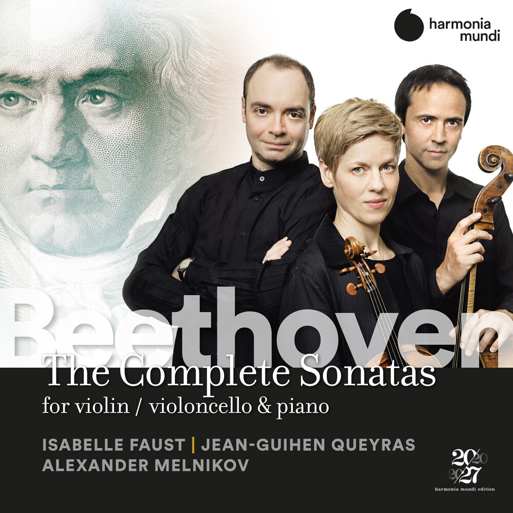 Isabelle Faust / Queyras,Jean-Guihen - Beethoven: Duos & Piano Trios