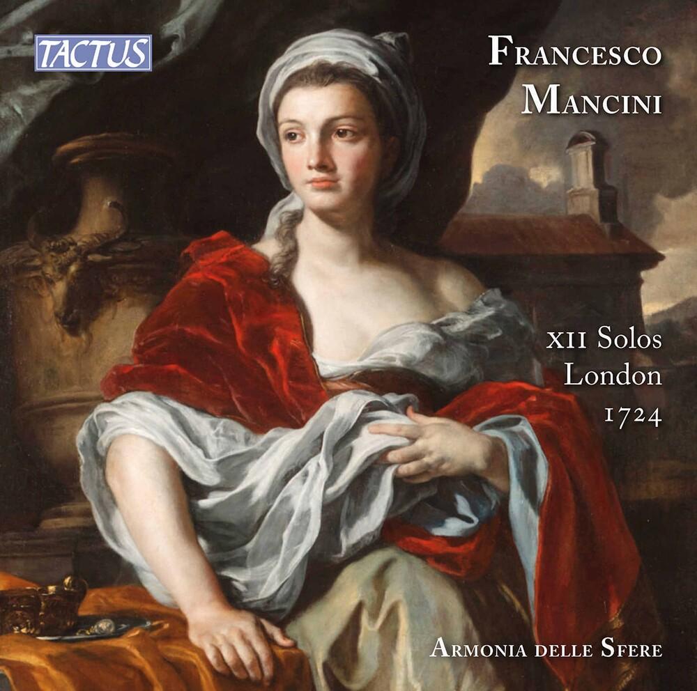 Armonia delle Sfere - Xii Solos London 1724