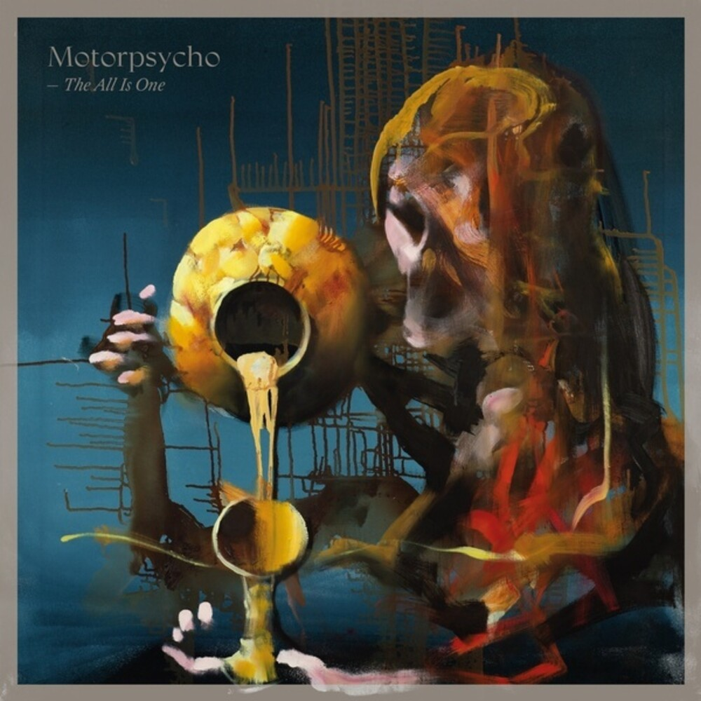 Motorpsycho - All Is One (2pk)
