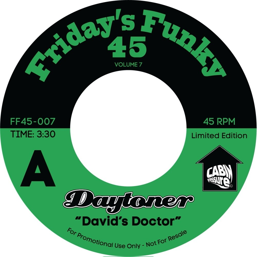 Daytoner - David's Doctor / Ooh Lalo