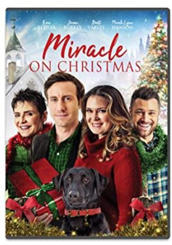 Miracle on Christmas DVD - Miracle On Christmas