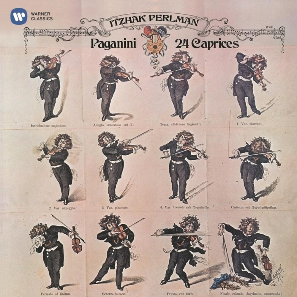 Itzhak Perlman - Paganini: 24 Caprices