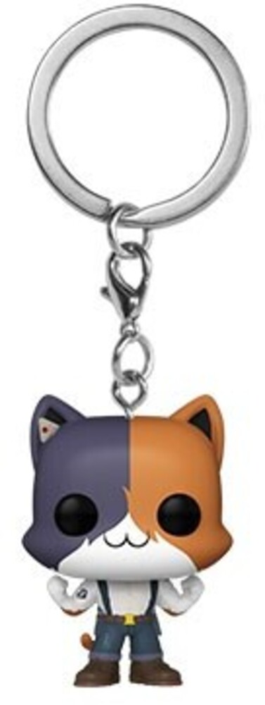 - FUNKO POP! KEYCHAIN: Fortnite- Meowscles