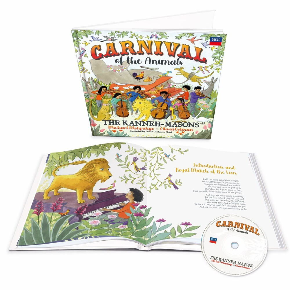 The Kanneh-Masons/Michael Morpurgo/Olivia Colman - Carnival [Download Included]