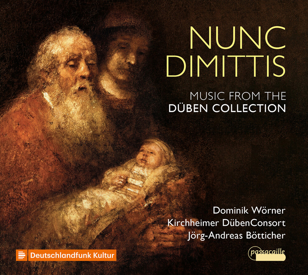 Dominik Worner - Nunc Dimittis / Various