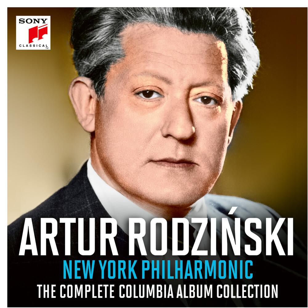 Artur Rodzinski / New York Philharmonic - Complete Columbia Album Collection (Box) (Ger)