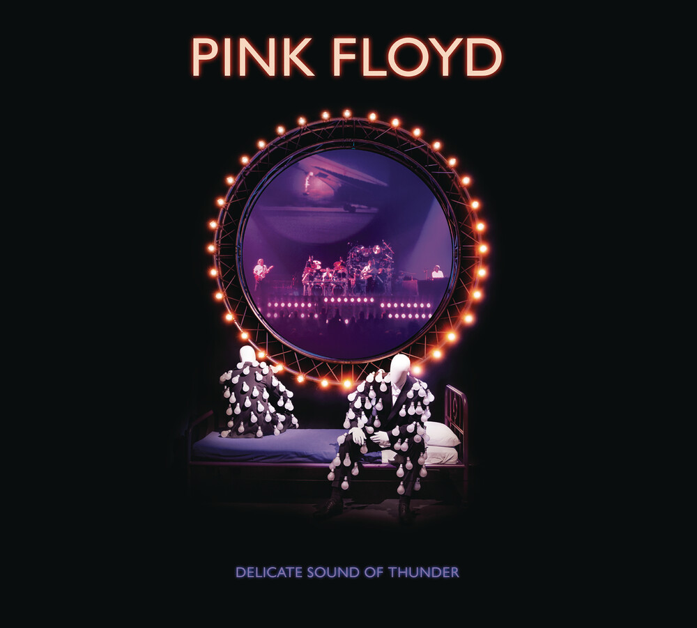 Pink Floyd - Delicate Sound Of Thunder  2CD