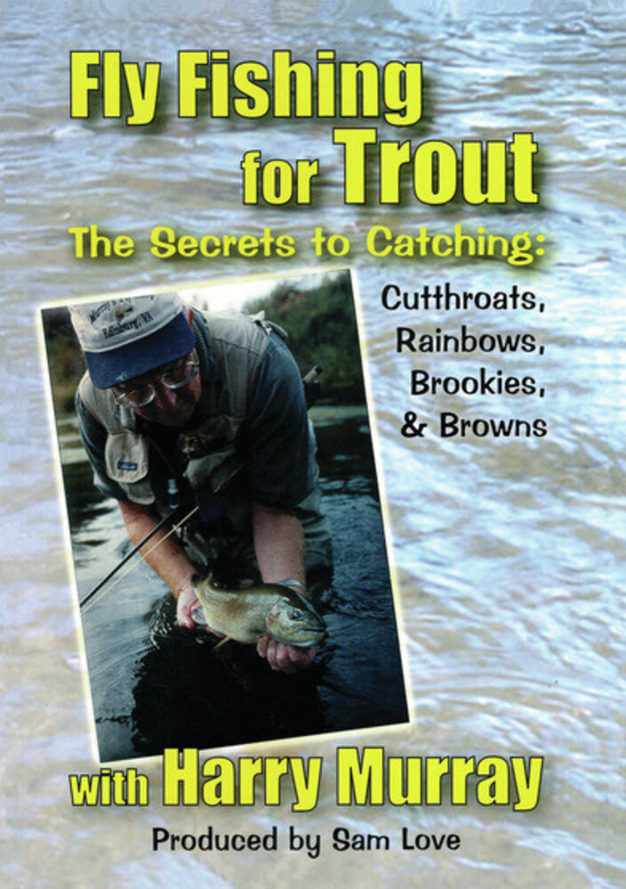 - Flyfishing For Trout / (Mod)