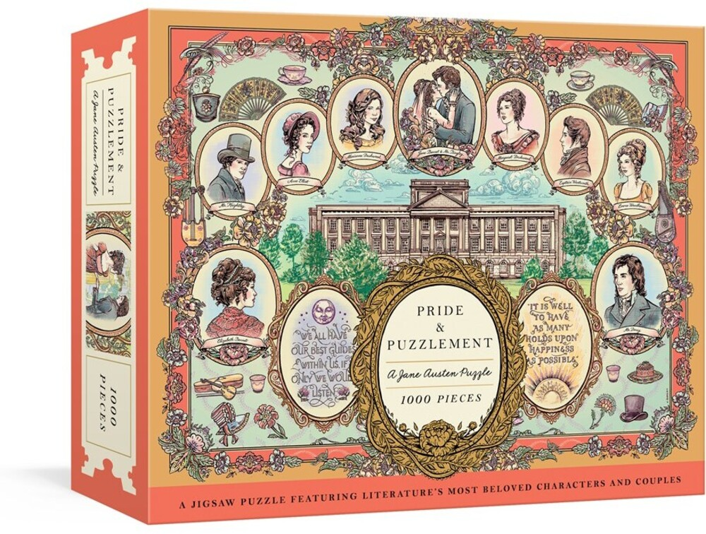 - Pride and Puzzlement: A Jane Austen Puzzle
