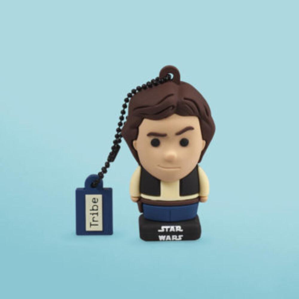 - Tribe Star Wars Han Solo 32GB USB Flash Drive