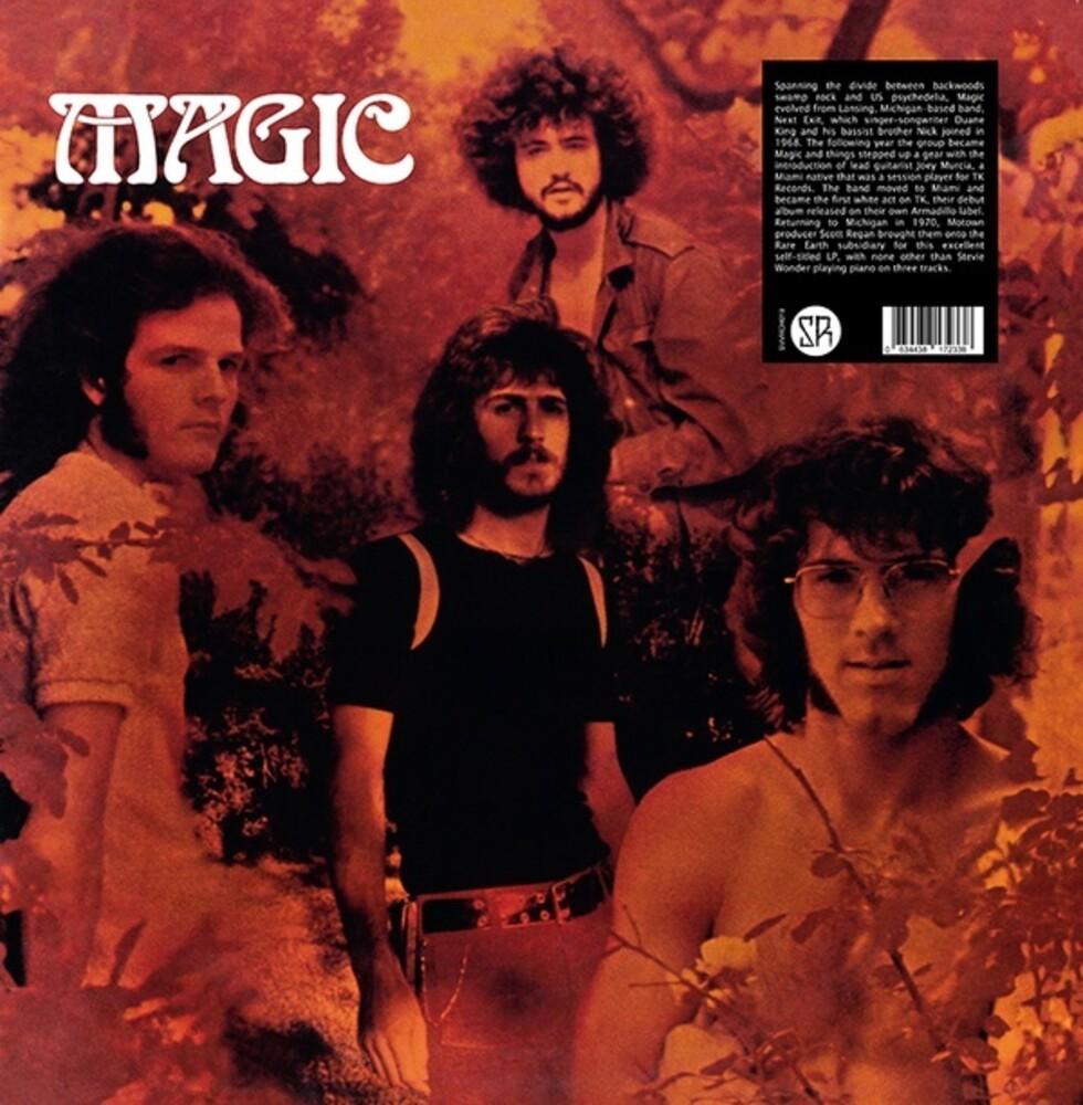 Magic - Magic