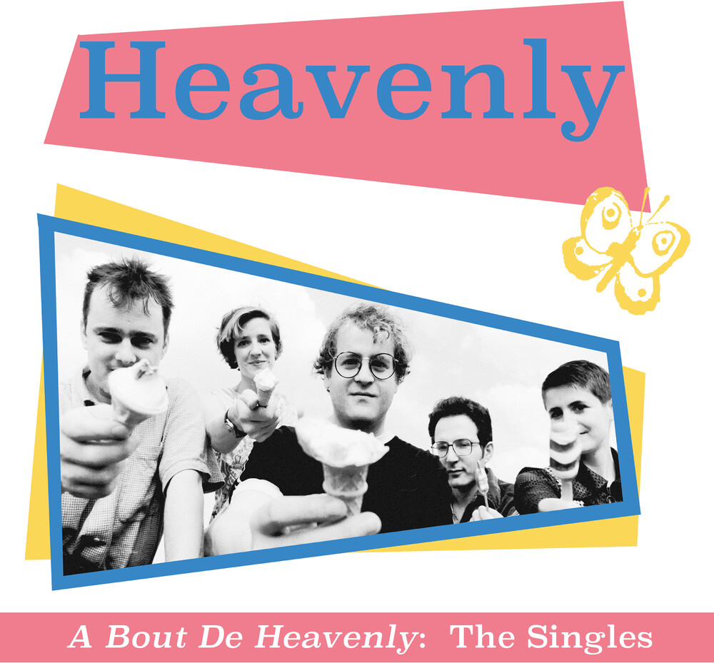Heavenly - Bout De Heavenly: The Singles
