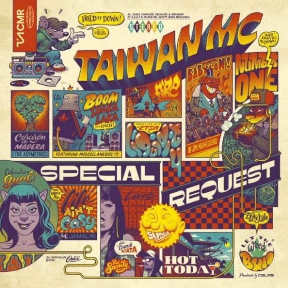 Taiwan Mc - Special Request (2pk)
