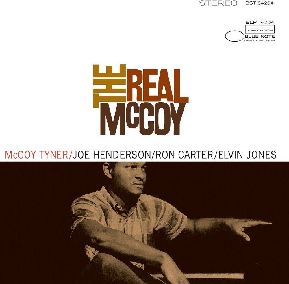 McCoy Tyner - The Real Mccoy [LP]