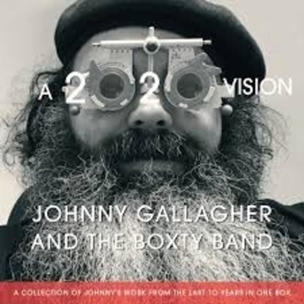 Johnny Gallagher - 2020 Vision (Uk)