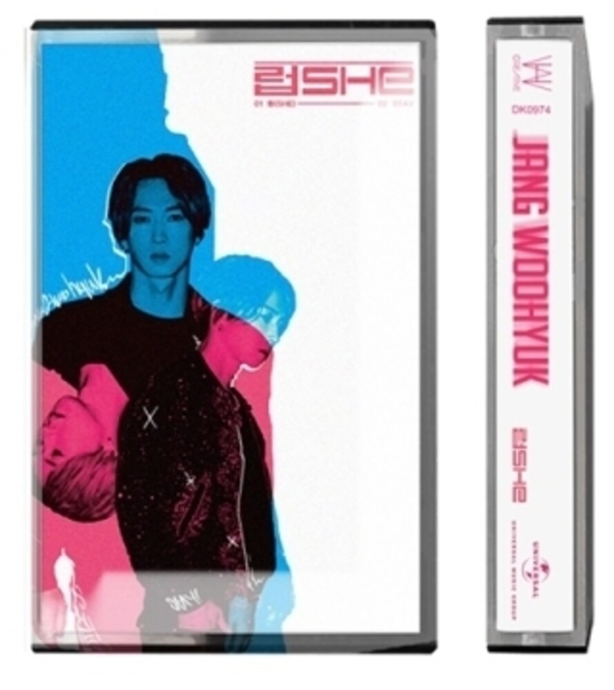 Jang Woohyuk - She [Limited Edition] [With Booklet] (Asia)