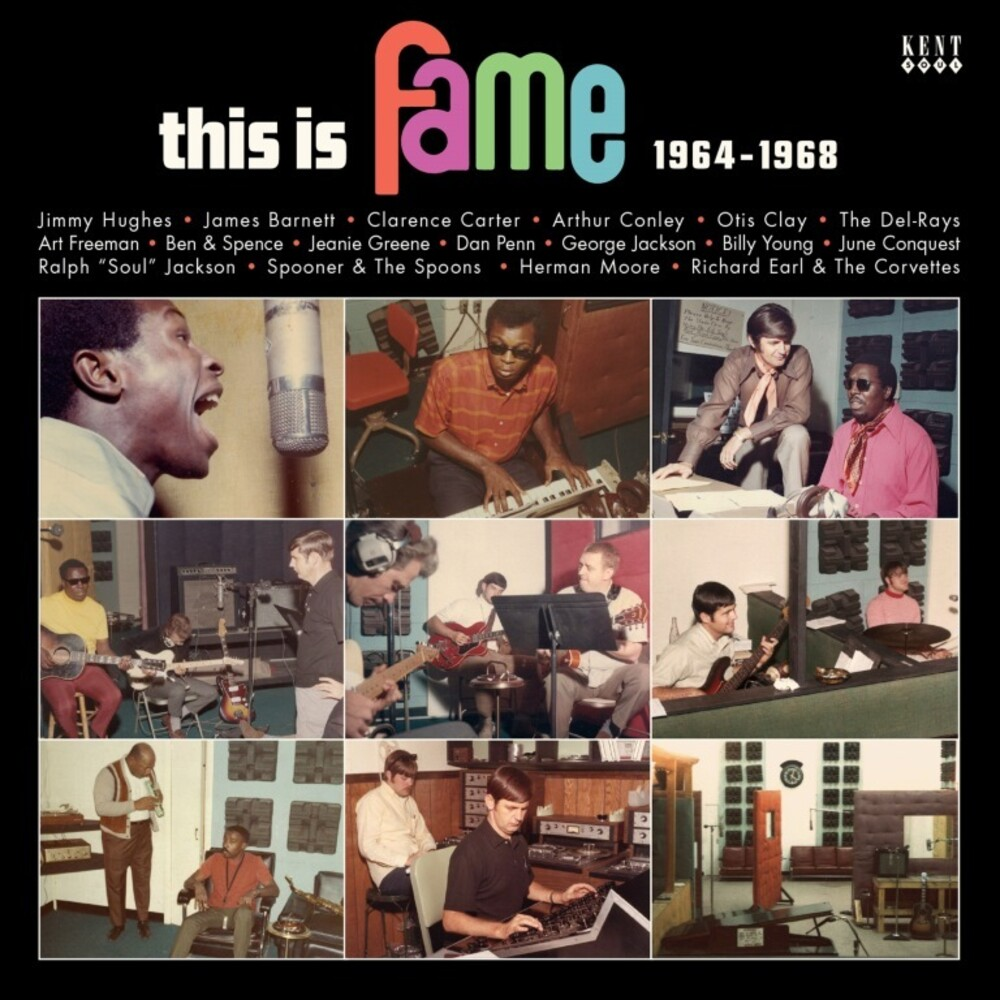 This Is Fame 1964-1968 / Various - This Is Fame 1964-1968 / Various (Uk)