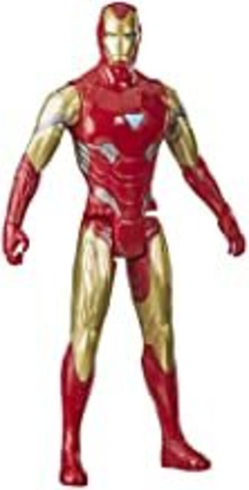 - Avn Titan Hero Iron Man (Afig) (Clcb)