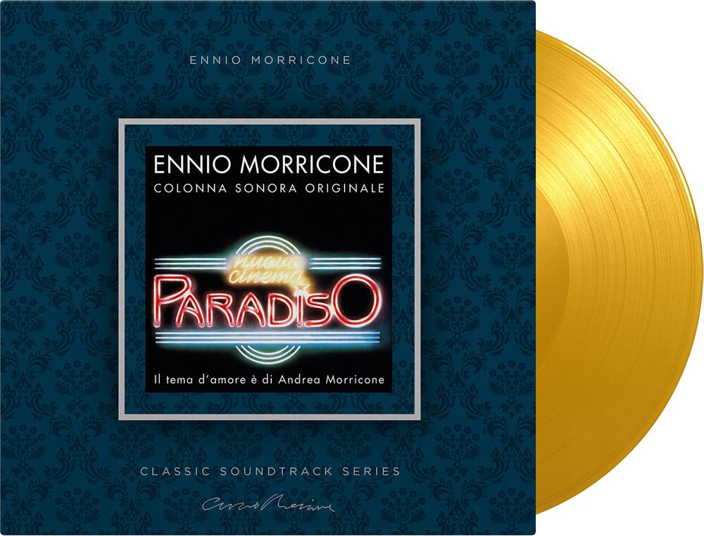 Ennio Morricone Ltd Ogv Ylw - Nuovo Cinema Paradiso / O.S.T. [Limited Edition] [180 Gram] (Ylw)