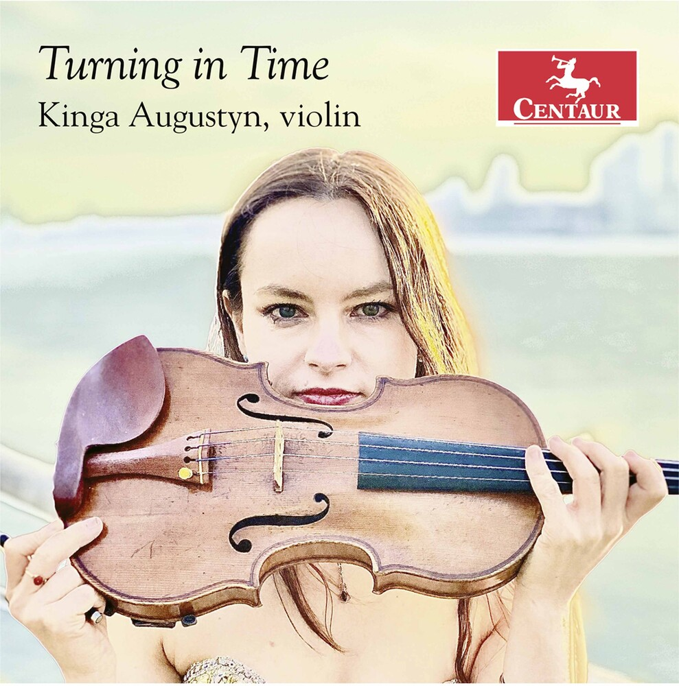 Kinga Augustyn - Turning in Time
