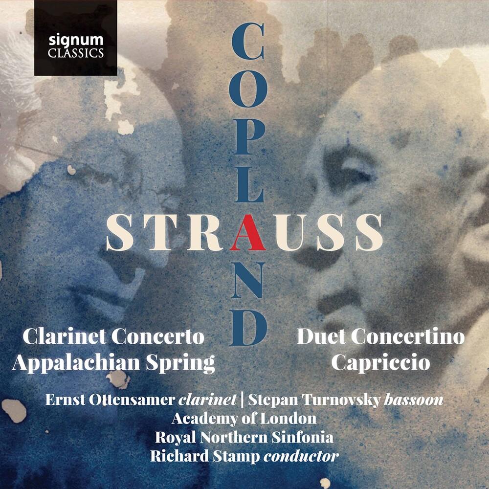 Ernst Ottensamer - Duet Concertino / Capriccio