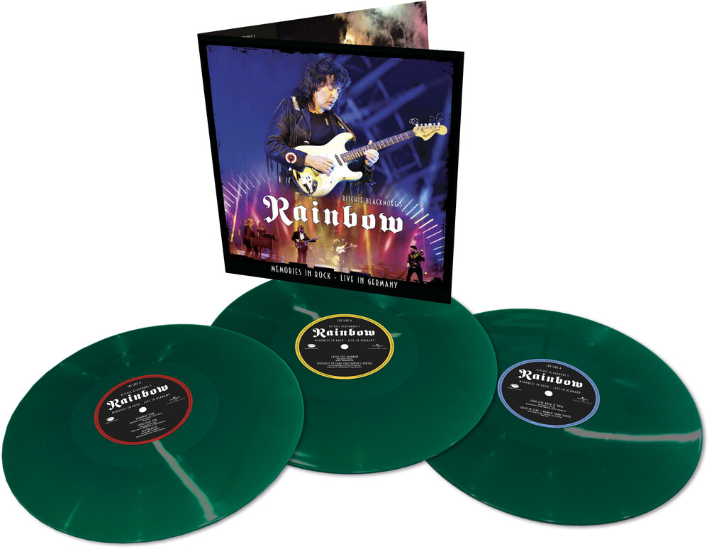 Ritchie Blackmore / Rainbow - Memories In Rock: Live In Germany