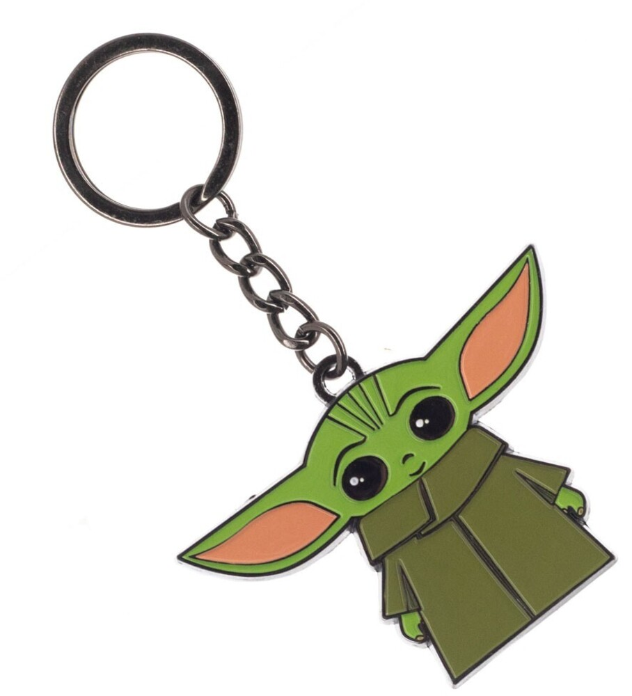 Star Wars Mandalorian Child Keychain - Star Wars Mandalorian The Child Keychain