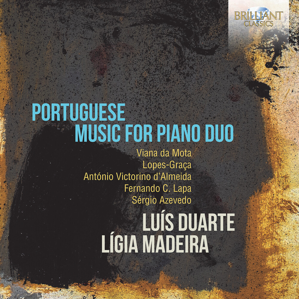 Portuguese Music For Piano Duo / Various - Portuguese Music For Piano Duo / Various