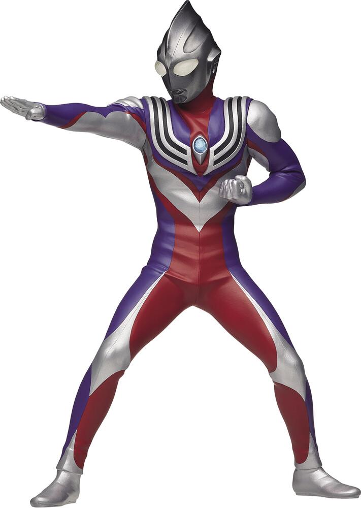 - BanPresto - Ultraman Tiga Hero's Brave Statue Ultraman Tiga BlastFigure