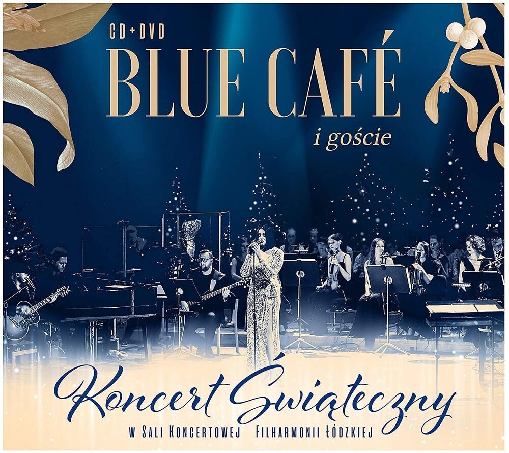 Blue Cafe - Koncert Swiateczny Blue Cafe I Goscie