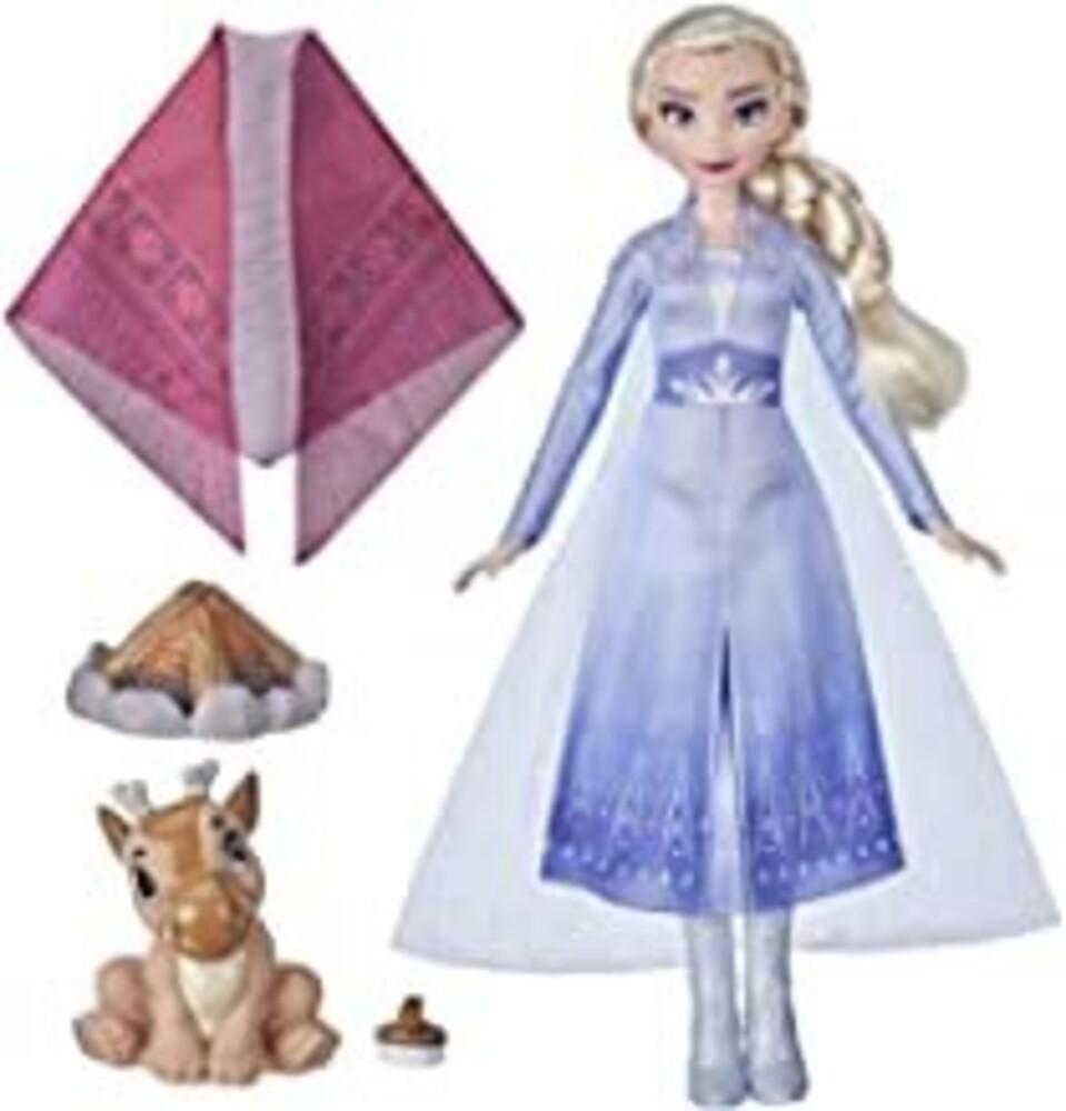 - Frz 2 Storytelling Elsa (Afig) (Clcb)