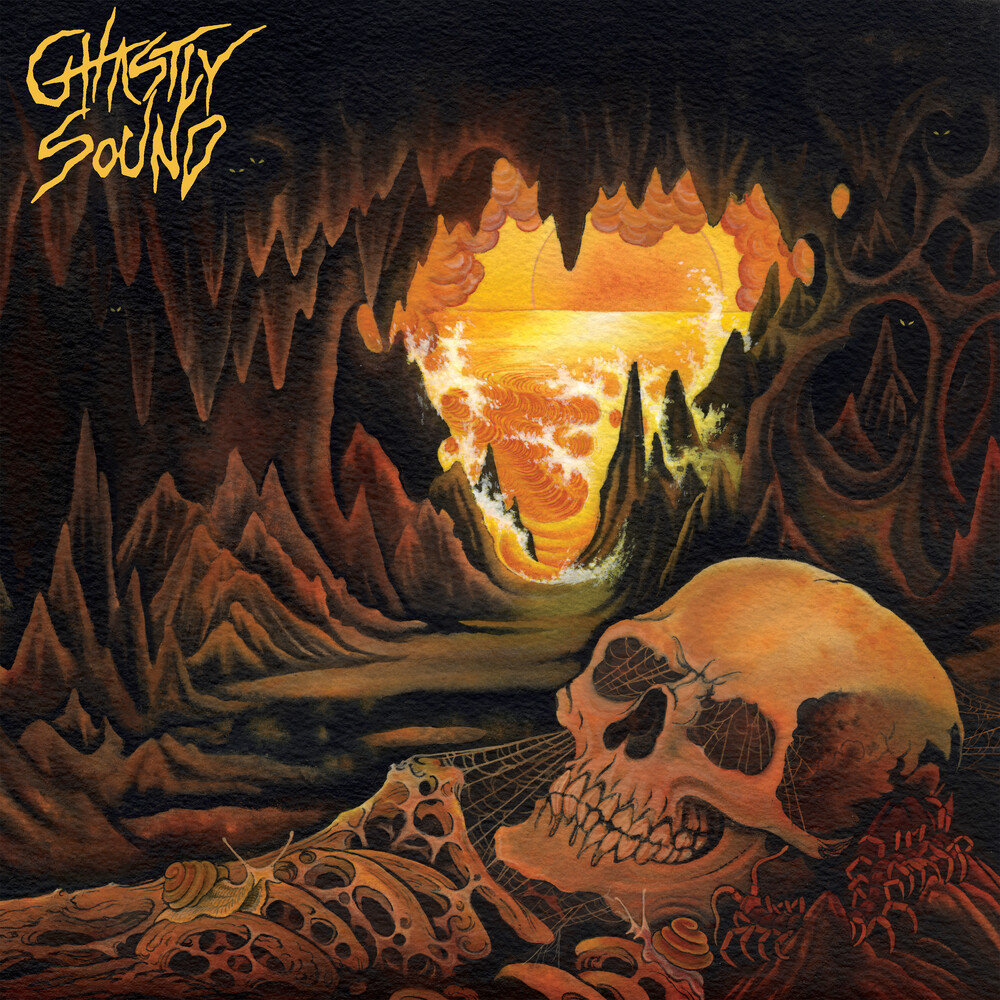 Ghastly Sound - Have A Nice Day (Halloween Orange Vinyl) (Org)