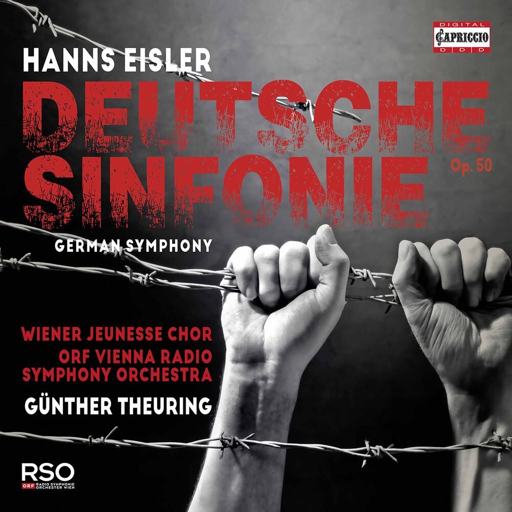 Vienna Radio Symphony Orchestra - Deutsche Sinfonie 50