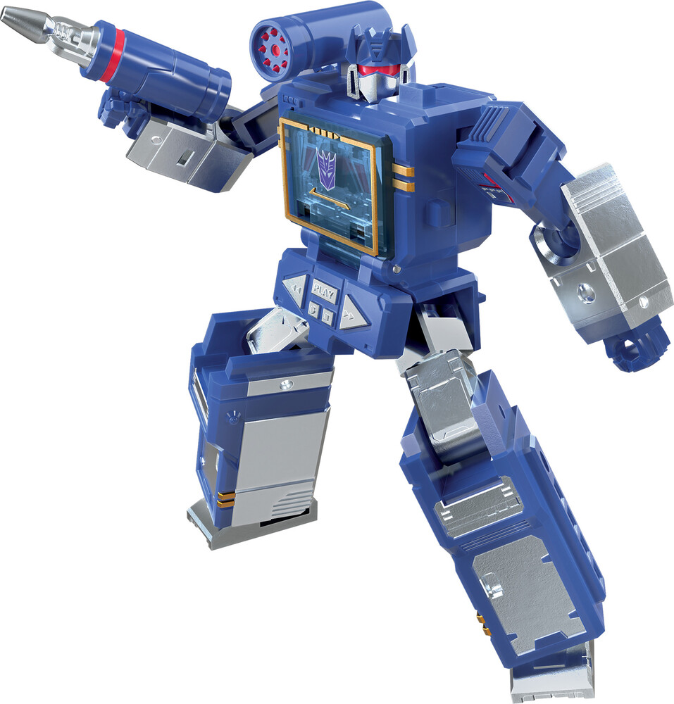 Tra Gen Wfc K Core Soundwave - Hasbro Collectibles - Transformers Generations War For Cybertron K Core Soundwave