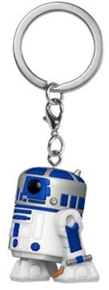 - FUNKO POP! KEYCHAINS: Star Wars Classics - R2-D2