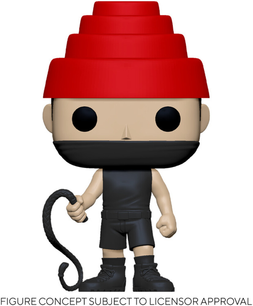 - FUNKO POP! ROCKS: Devo - Whip It w/Whip