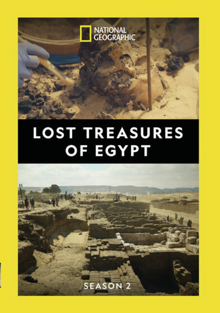 Lost Treasures of Egypt: Season 2 - Lost Treasures Of Egypt: Season 2 (2pc) / (Mod Ws)