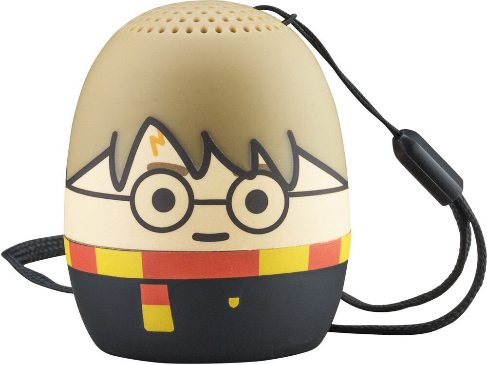 Harry Potter Ri-B63Hp.Exv0 Bt Mini Speaker - Harry Potter RI-B63HP.EXV0 Harry Face Bluetooth Wireless Mini speakerWith Rechargable Battery Includes Wrist Strap